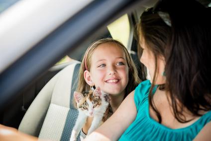 Kinder im Taxi: Sichere Rückhaltesysteme für unseren kleinen Fahrgäste
